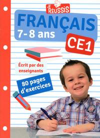 JE REUSSIS EN FRANCAIS CE1 7-8 ANS
