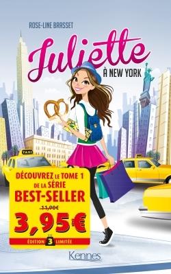 JULIETTE A NEW YORK - OFFRE DECOUVERTE
