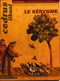 LE KERYGME, CEDRUS LIBANI N  85