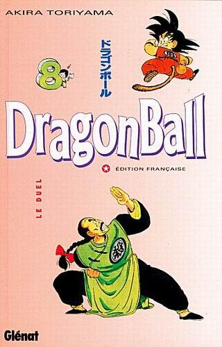 Dragon ball (sens francais) - tome 08 - le duel