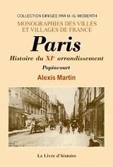 PARIS (HISTOIRE DU XIE ARR. - POPINCOURT)