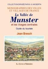 MUNSTER (LA VALLEE DE)