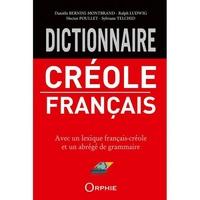 DICTIONNAIRE CREOLE/FRANCAIS
