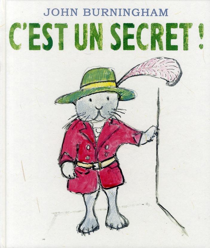 C EST UN SECRET