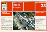 MARQUER VOTRE VOLONTE PAR LA POLITIQUE DE MARQUAGE (FICHE D'INFORMATION 33)