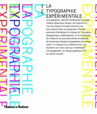 TYPOGRAPHIE EXPERIMENTALE (LA)