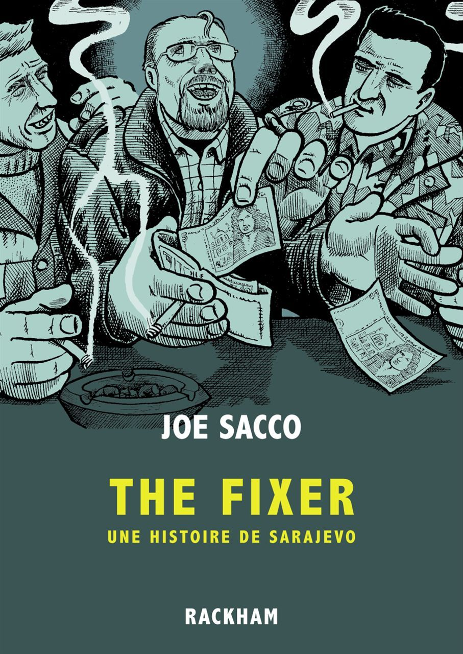 THE FIXER - NED