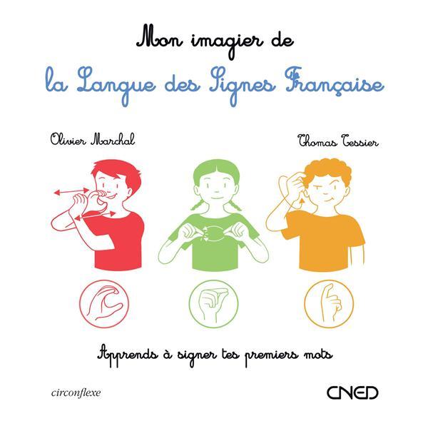 MON IMAGIER DE LA LANGUE DES SIGNES FRANCAISE