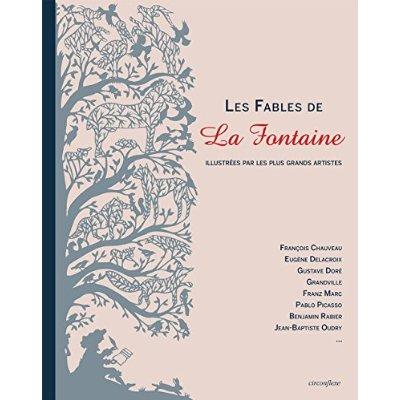 FABLES DE LA FONTAINE ILLUSTREES PAR LES PLUS GRANDS ARTISTES