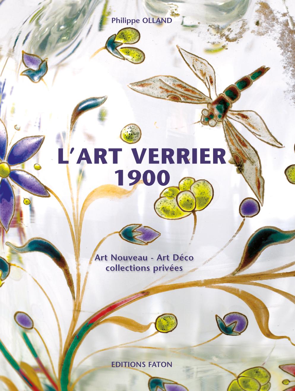 L' ART VERRIER 1900