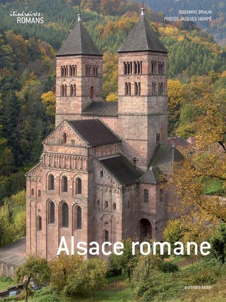 L' ALSACE ROMANE
