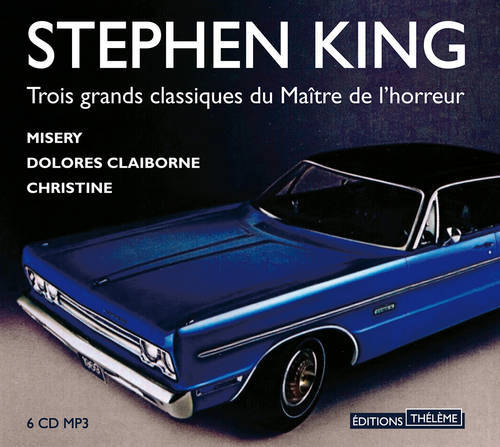 COFFRET. STEPHEN KING (3CD)