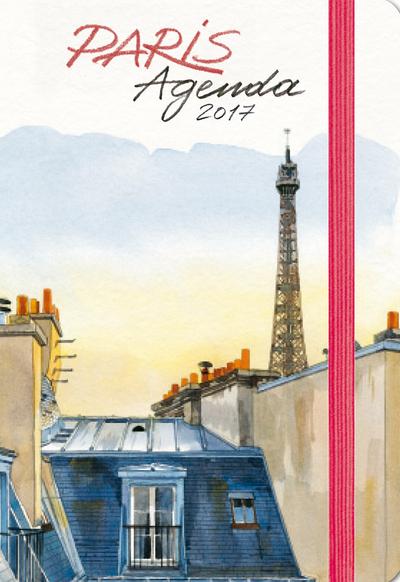 AGENDA PARIS 2017 (PETIT FORMAT)