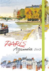 AGENDA PARIS PETIT FORMAT 2019