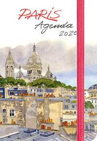 AGENDA PARIS 2020 - GRAND FORMAT