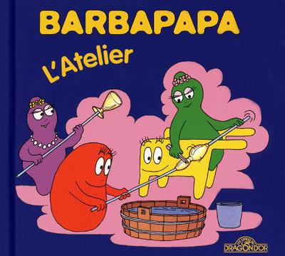 BARBAPAPA - L'ATELIER - VOL15