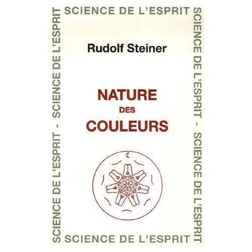 NATURE DES COULEURS