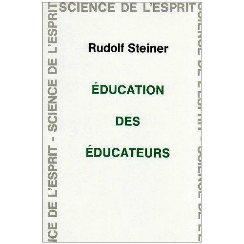 EDUCATION DES EDUCATEURS