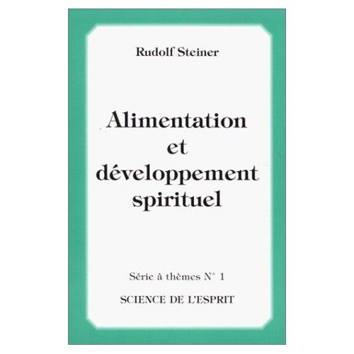 ALIMENTATION ET DEVELOPPEMENT SPIRITUEL