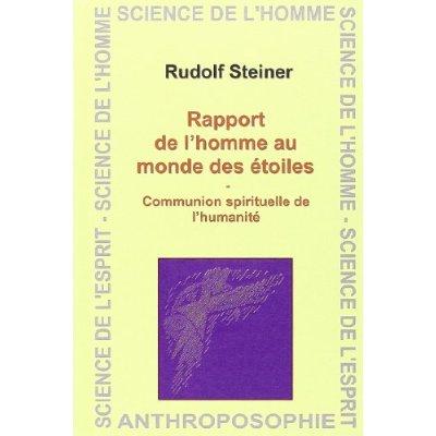 RAPPORT DE L'HOMME AU MONDE DES ETOILES