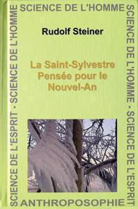 SAINT SYLVESTRE. PENSEE POUR LE NOUVEL-AN