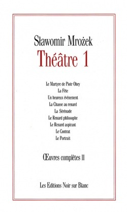 OEUVRES COMPLETES VOL 2 THEATRE 1