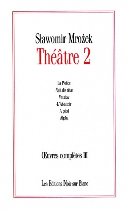 OEUVRES COMPLETES VOL 3 THEATRE 2