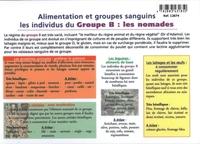 GROUPE SANGUIN B