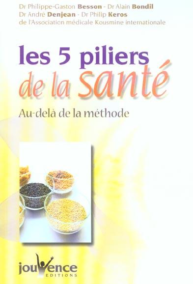 N 36 LES CINQ PILIERS DE LA SANTE