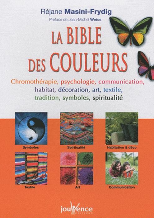 N 286 LA BIBLE DES COULEURS