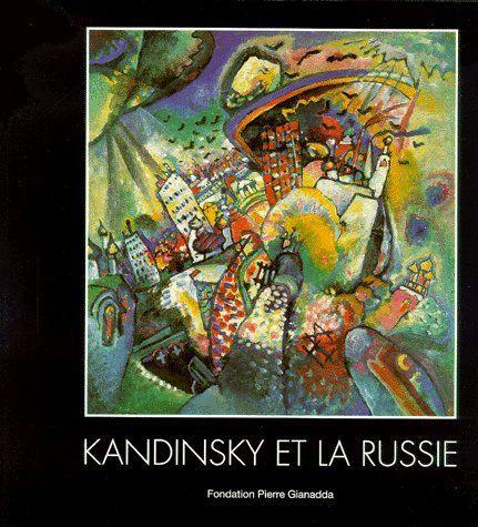 KANDINSKY ET LA RUSSIE / BROCHE