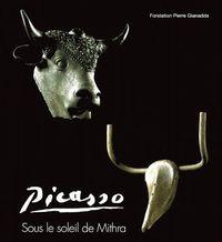 PICASSO-SOUS LE SOLEIL DE MITHRA-RELIE