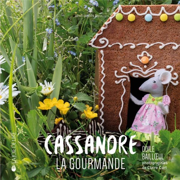 CASSANDRE LA GOURMANDE