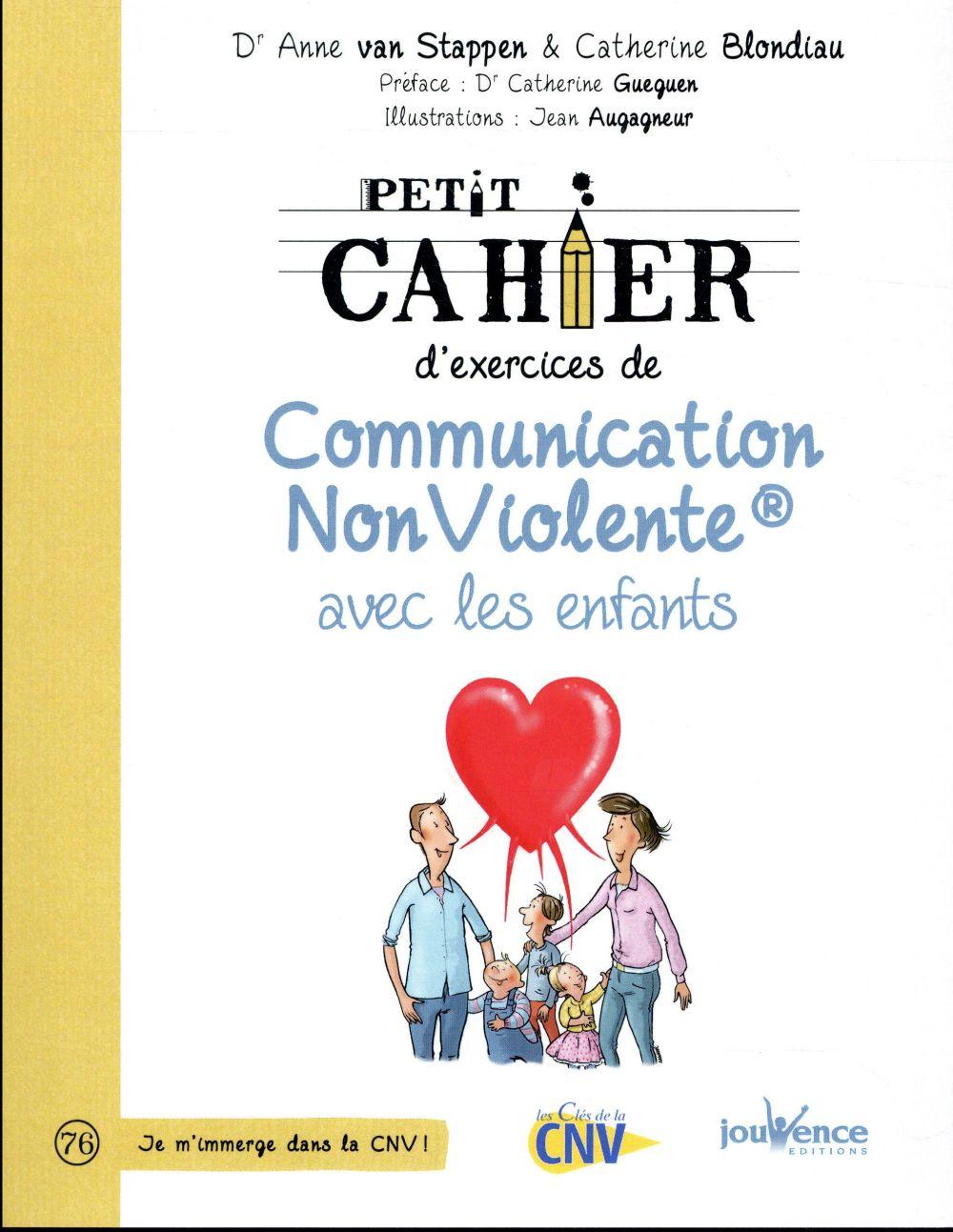 COMMUNICATION NON-VIOLENT AVEC LES ENFANTS