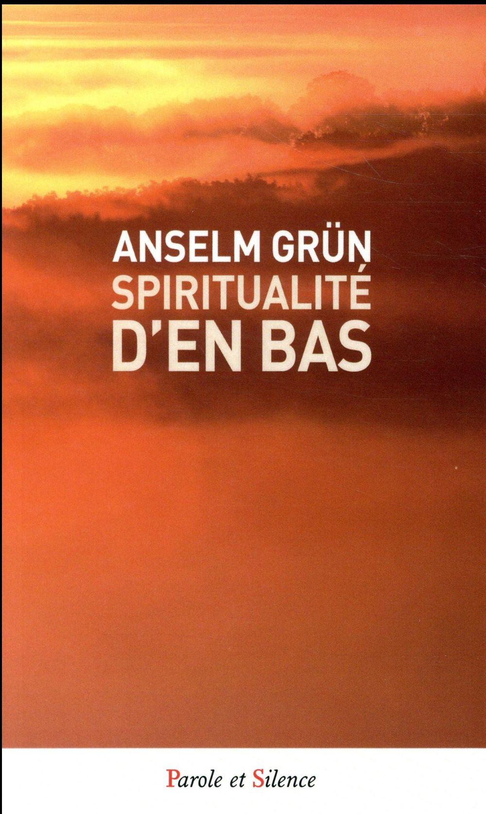 SPIRITUALITE D'EN BAS - POCHE