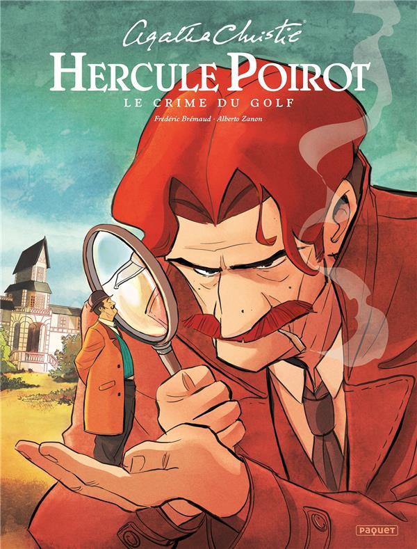Hercule poirot - histoire complete - hercule poirot le crime du golf