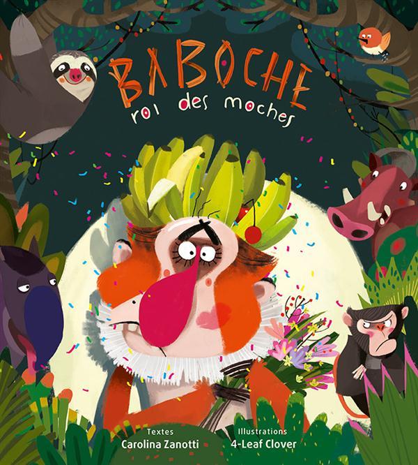 BABOCHE ROI DES MOCHES