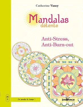 MANDALAS DETENTE ANTI-STRESS ANTI BURN-OUT