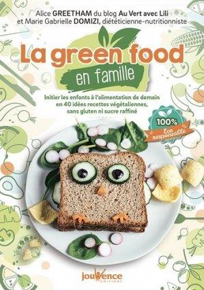 LA GREEN FOOD EN FAMILLE