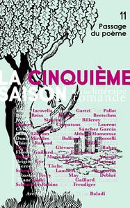LA CINQUIEME SAISON 11 - PASSAGE DU POEME - N 11 PASSAGE DU POEME
