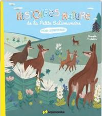 HISTOIRES NATURE DE LA PETITE SALAMANDRE - POUR S'EMERVEILLER