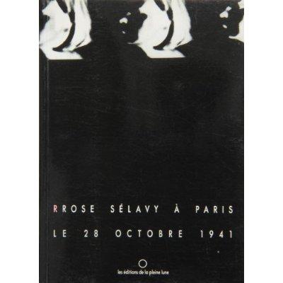 RROSE SELAVY A PARIS LE 28 OCTOBRE 1941