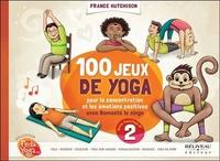 100 JEUX DE YOGA - POUR LA CONCENTRATION ET LES EMOTIONS POSITIVES AVEC NAMASTE LE SINGE