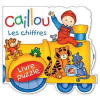 CAILLOU LES CHIFFRES