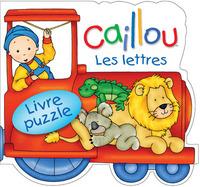 CAILLOU LES LETTRES