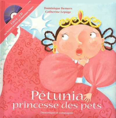 PETUNIA PRINCESSE DES PETS + CD