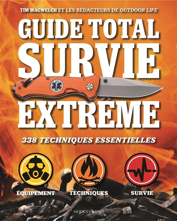 GUIDE TOTAL SURVIE EXTREME
