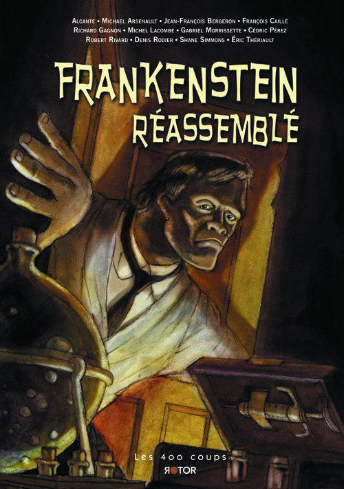 FRANKENSTEIN REASSEMBLE