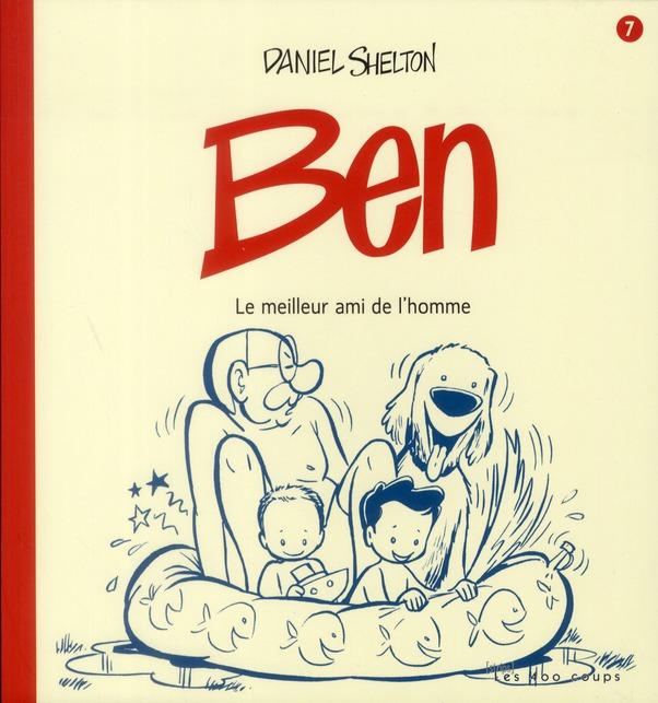 BEN - TOME 7 LE MEILLEUR AMI DE L'HOMME - VOL07