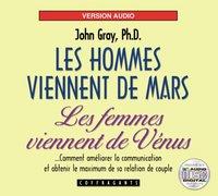 LES HOMMES VIENNES DE MARS + CD